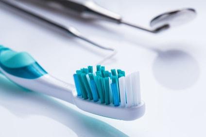 Produkte zur Zahnpflege und Mundhygiene