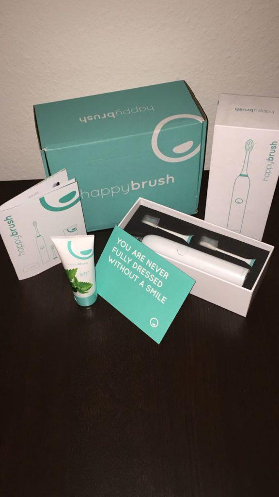 Happybrush Set & Zubehör