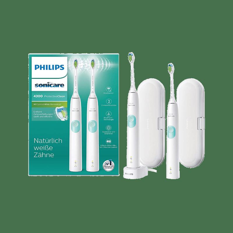 Philips Sonicare ProtectiveClean 4300 HX6807/35 Schallzahnbürste