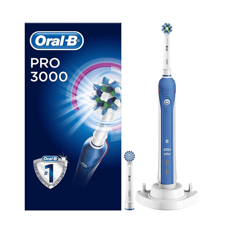 Oral-B Pro 3000 Elektrische Zahnbürste