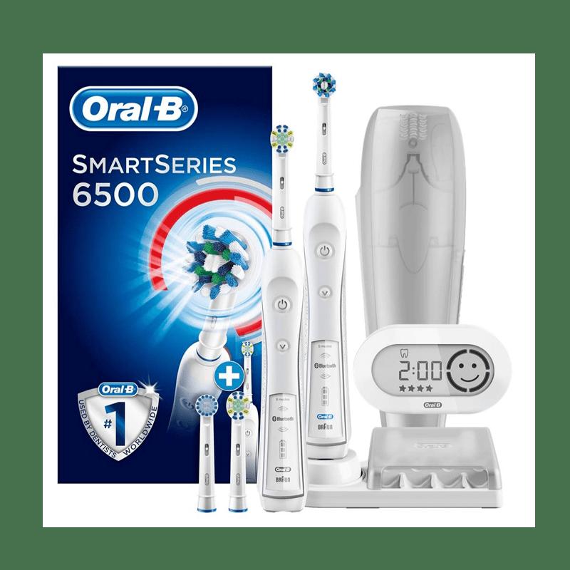Oral-B Pro SmartSeries 6500 Elektrische Zahnbürste