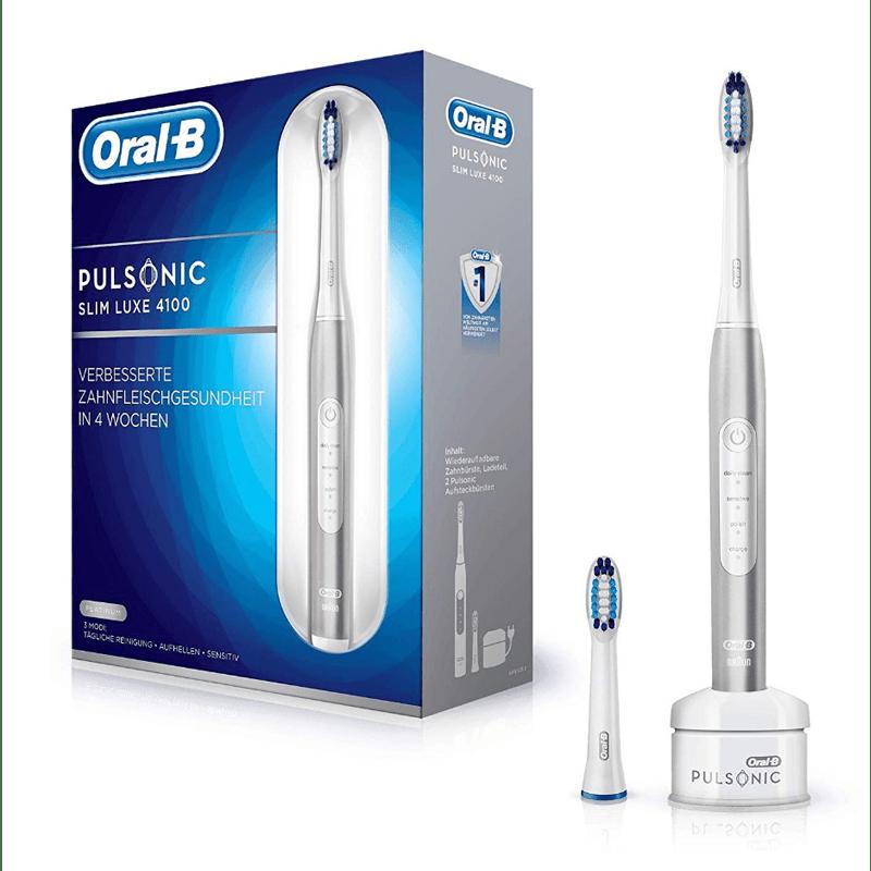 Oral-B Pulsonic Slim Luxe 4100 Schallzahnbürste