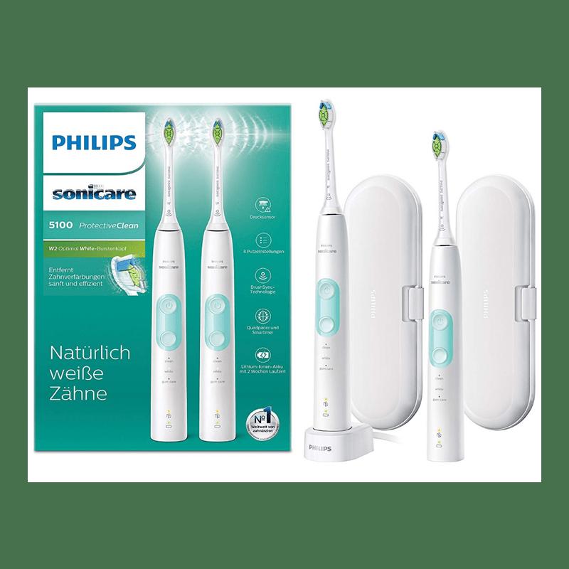 Philips Sonicare ProtectiveClean 5100 HX6857/34 Schallzahnbürste