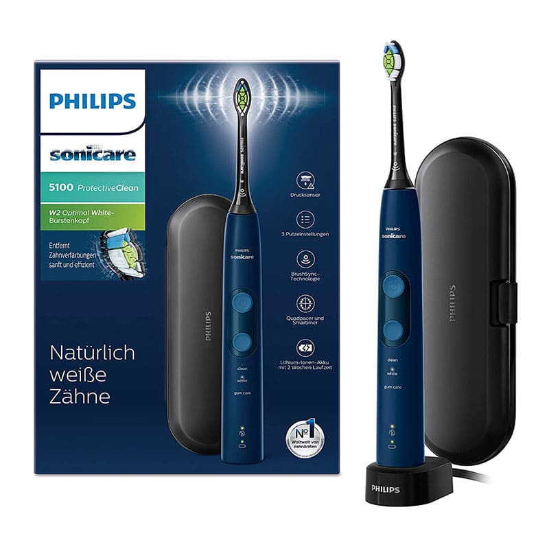 Philips Sonicare ProtectiveClean 5100 HX6851/53 Schallzahnbürste